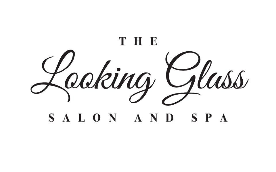 Looking Glass Salon Langley BC Logo